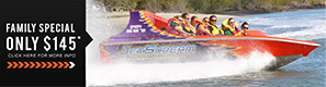 Jet Boat Ride Gold Coast